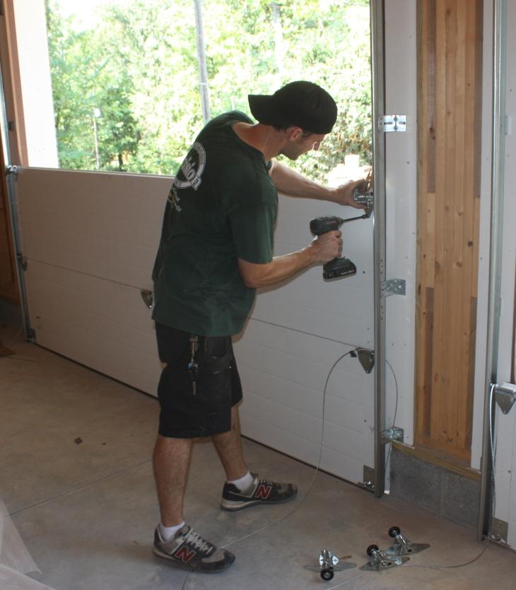 Clopay garage door