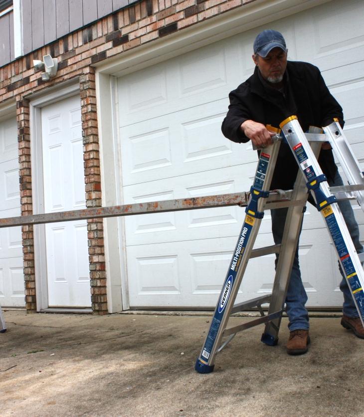 Werner Multi Position Pro ladder